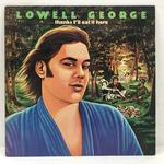 THANKS I'LL EAT HERE/LOWELL GEORGE