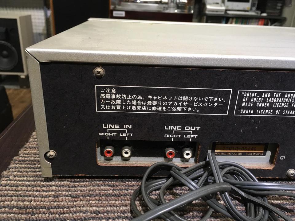 GX-F44R AKAI 画像