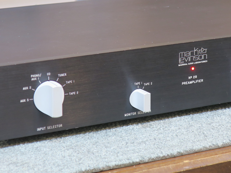 No.28(MM) Mark Levinson 画像