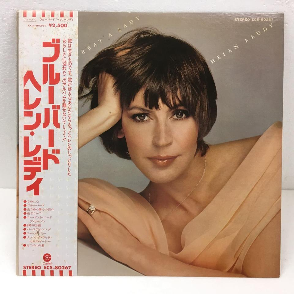 NO WAY TO TREAT A LADY/HELEN REDDY HELEN REDDY 画像