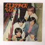 「YESTERDAY'S PAPERS」「CONNECTION」/THE ROLLING STONES