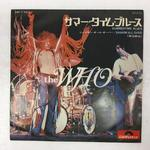 「SUMMERTIME BLUES」「SHAKIN' ALL OVER」/THE WHO
