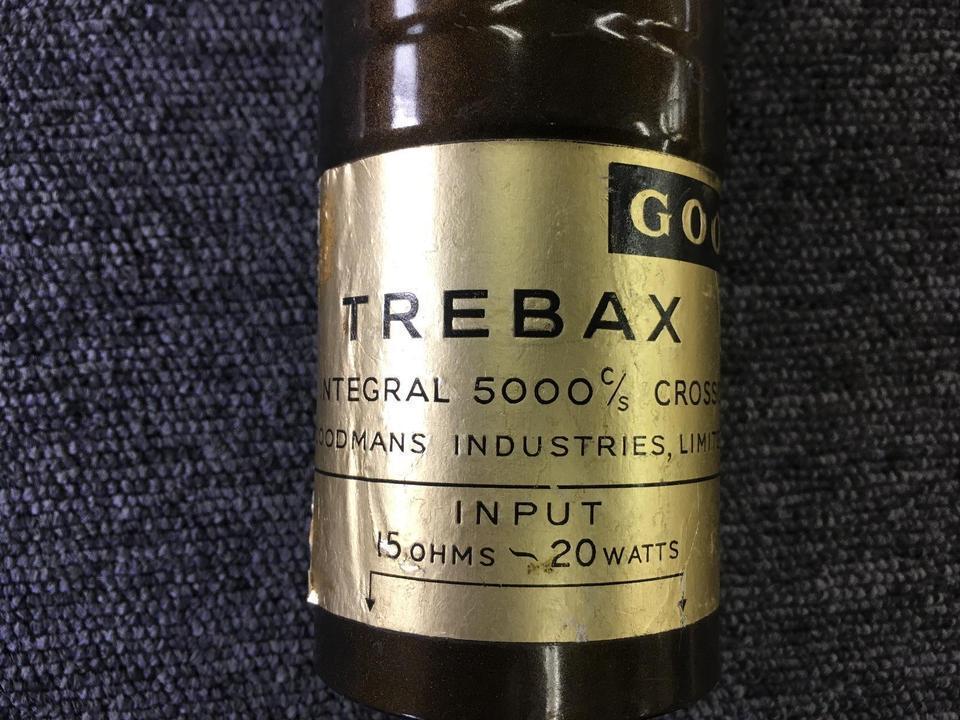 TREBAX 5K/20XL GOODMANS 画像