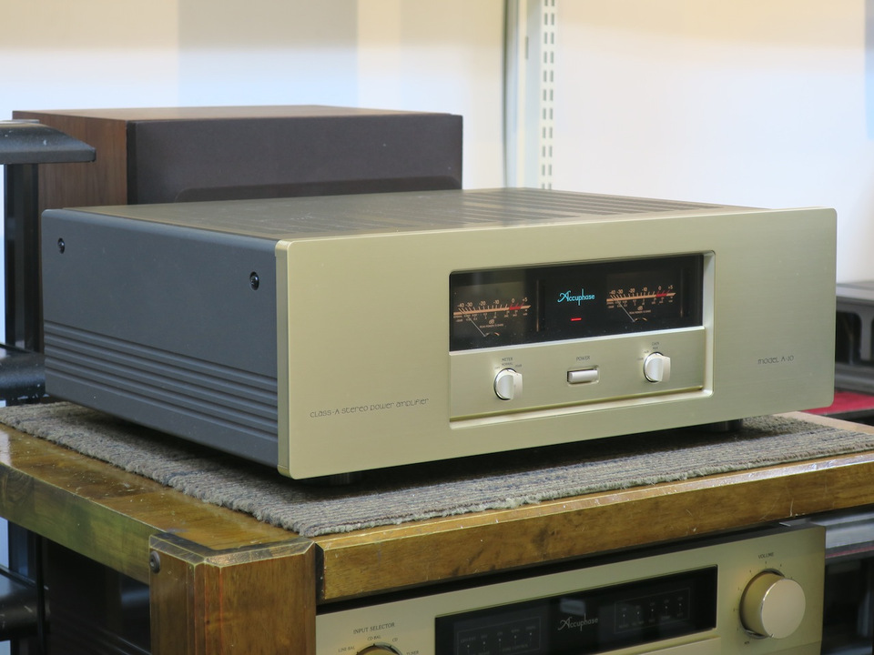 A-20 Accuphase アキュフェーズ パワーアンプ(トランジスター) 画像b