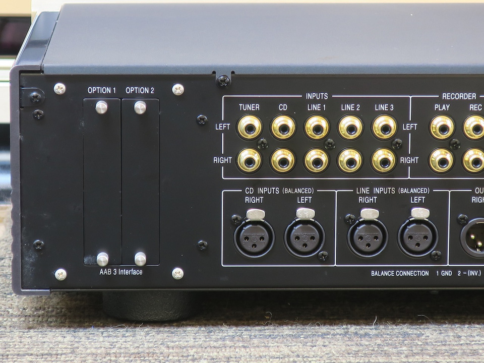 C-2110 Accuphase アキュフェーズ コントロールアンプ(トランジスター) 画像h