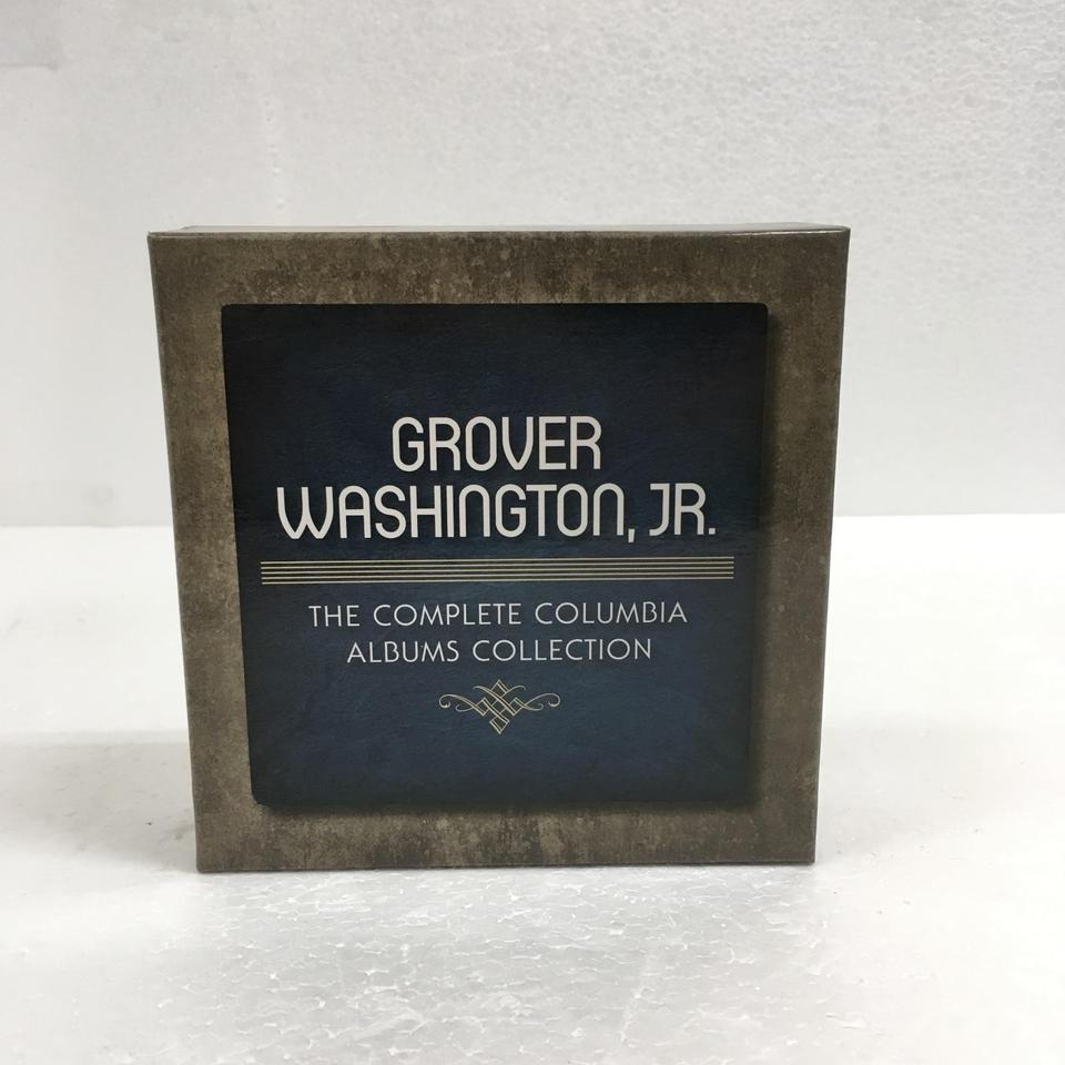 THE COMPLETE COLUMBIA ALBUMS COLLECTION/GROVER WASHINGTON JR. GROVER WASHINGTON JR. 画像