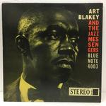 MOANIN'/ART BLAKEY AND THE JAZZ MESSENGERS
