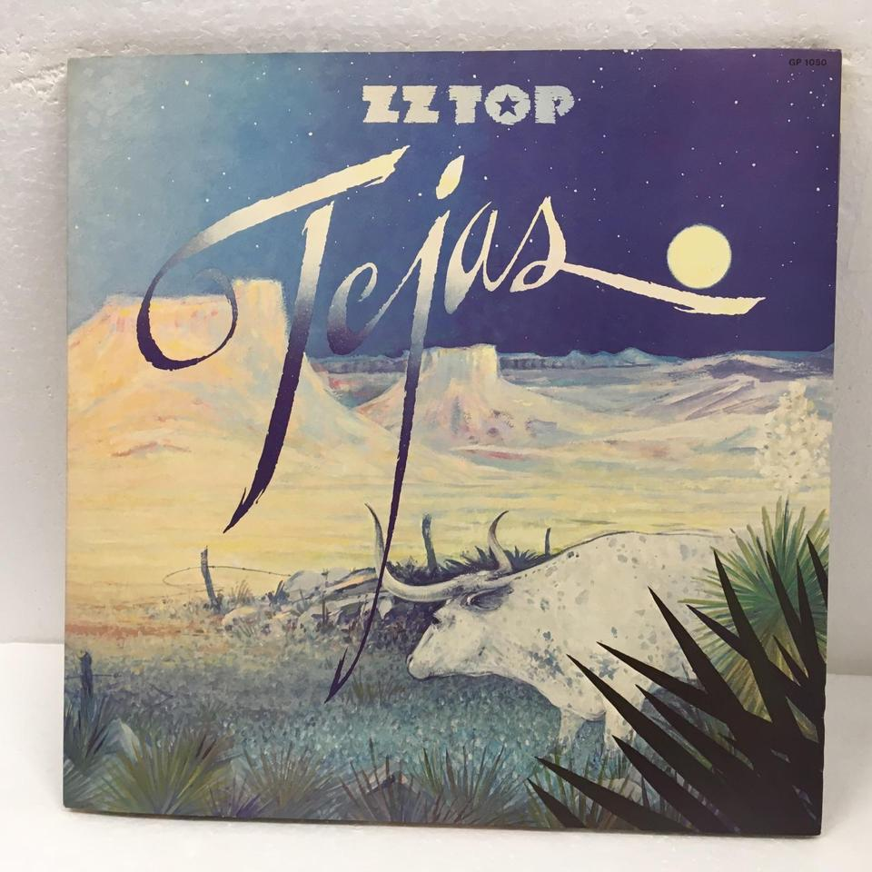 TEJAS/ZZ TOP ZZ TOP  LP洋楽 画像a