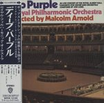 THE ROYAL PHILHARMONIC ORCHESTRA/DEEP PURPLE