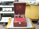 model 102 Portable Gramophone