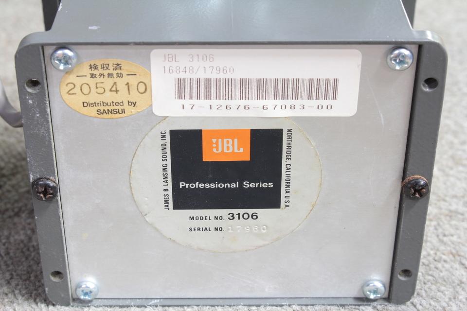 3106 JBL 画像