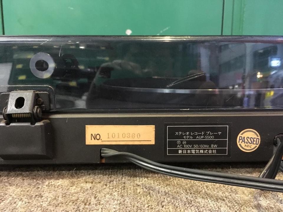 AUP-5500 NEC 画像