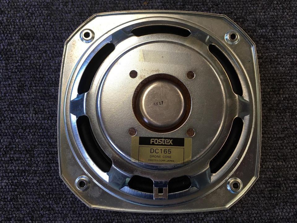 DC165 FOSTEX 画像