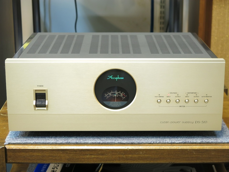 PS-520 Accuphase 画像