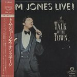 TOM JONES LIVE - AT THE TALK OF THE TOWN