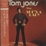 SINGS SHE'S A LADY/TOM JONES