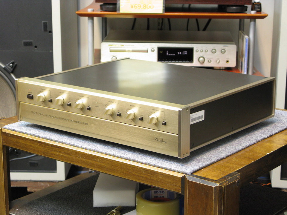 F-15L Accuphase アキュフェーズ チャンネルデバイダー 画像c