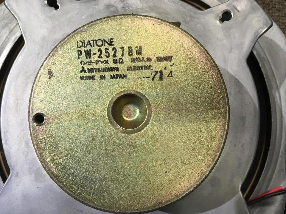 PW-2527BM DIATONE 画像