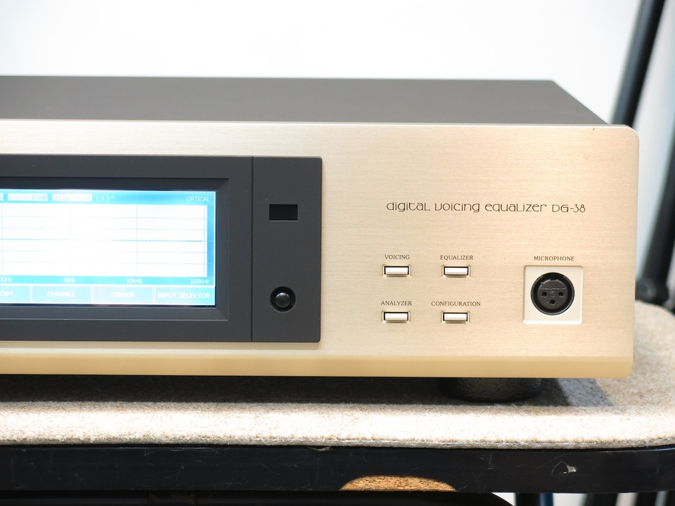 DG-38 Accuphase 画像