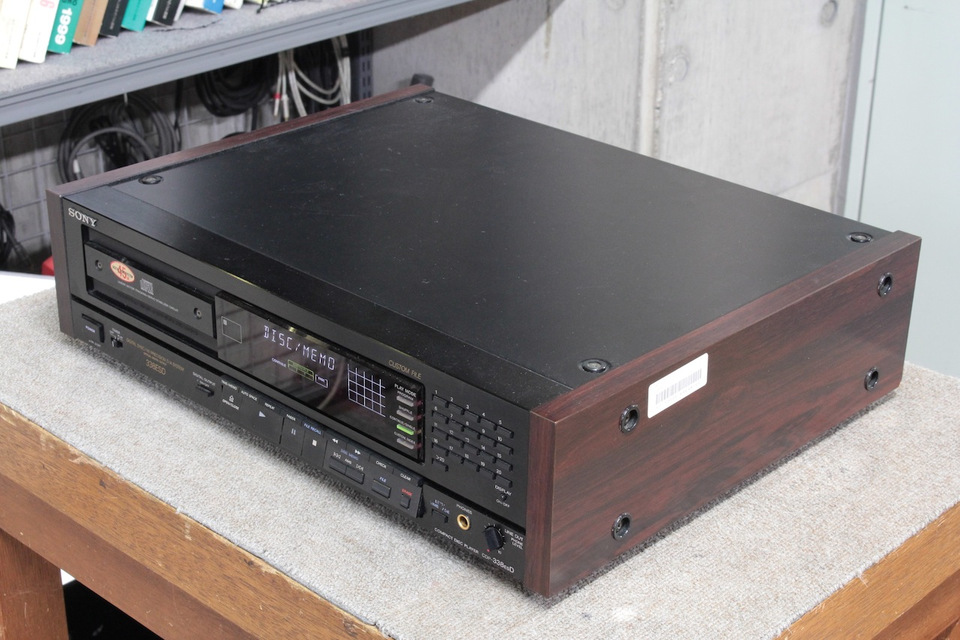 CDP-338ESD SONY ソニー CDプレーヤー 画像c