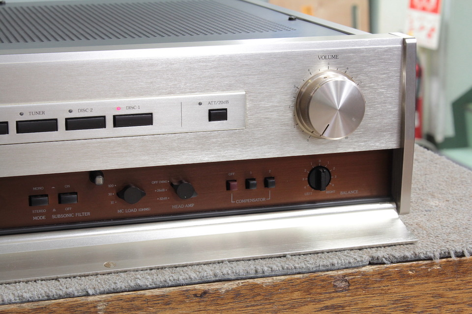 C-222 Accuphase アキュフェーズ コントロールアンプ(トランジスター) 画像d
