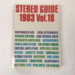 HI-FI STEREO GUIDE VOL.18 1983