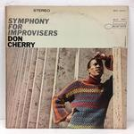 SYMPHONY FOR IMPROVISERS/DON CHERRY