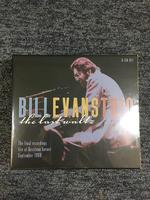 【未開封】THE LAST WALTZ/BILL EVANS