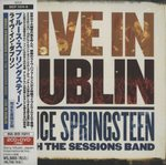 LIVE IN DUBLIN/BRUCE SPRINGSTEEN