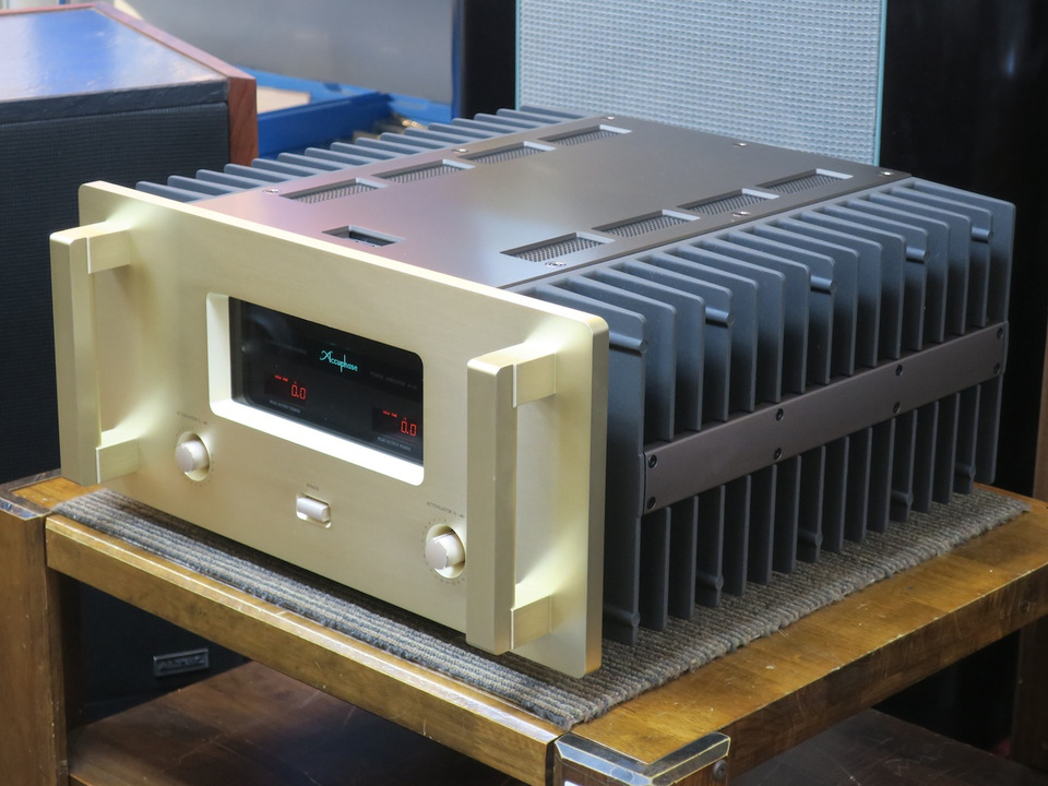 A-50 Accuphase アキュフェーズ パワーアンプ(トランジスター) 画像b