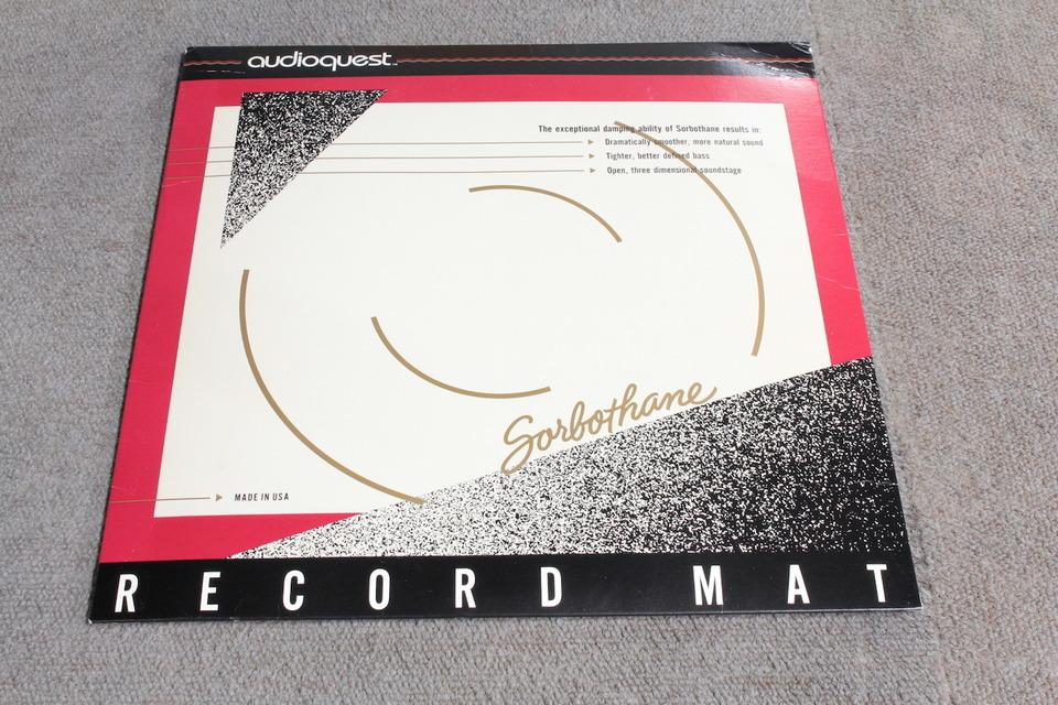 Alternativa para tapetes de gira discos A