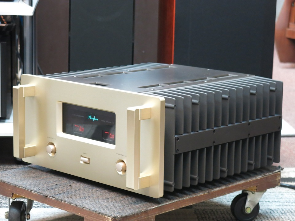 A-50 Accuphase アキュフェーズ パワーアンプ(トランジスター) 画像c