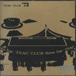 TEAC CLUB'72/STEREO TAPE