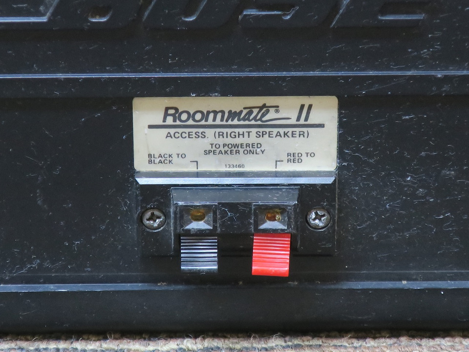 Room mate2 BOSE 画像
