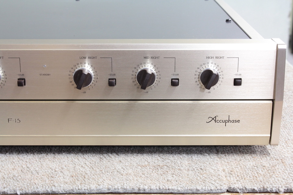 F-15 Accuphase アキュフェーズ チャンネルデバイダー 画像f