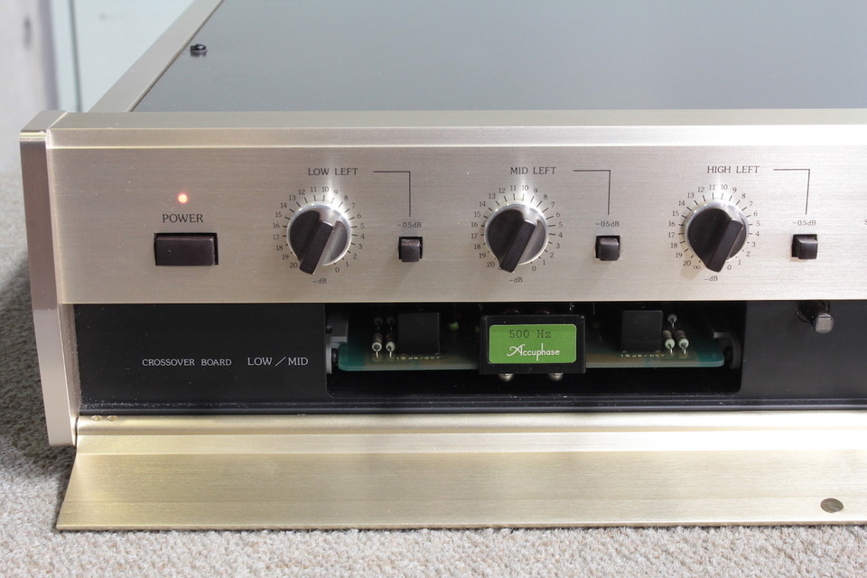 F-15 Accuphase アキュフェーズ チャンネルデバイダー 画像g