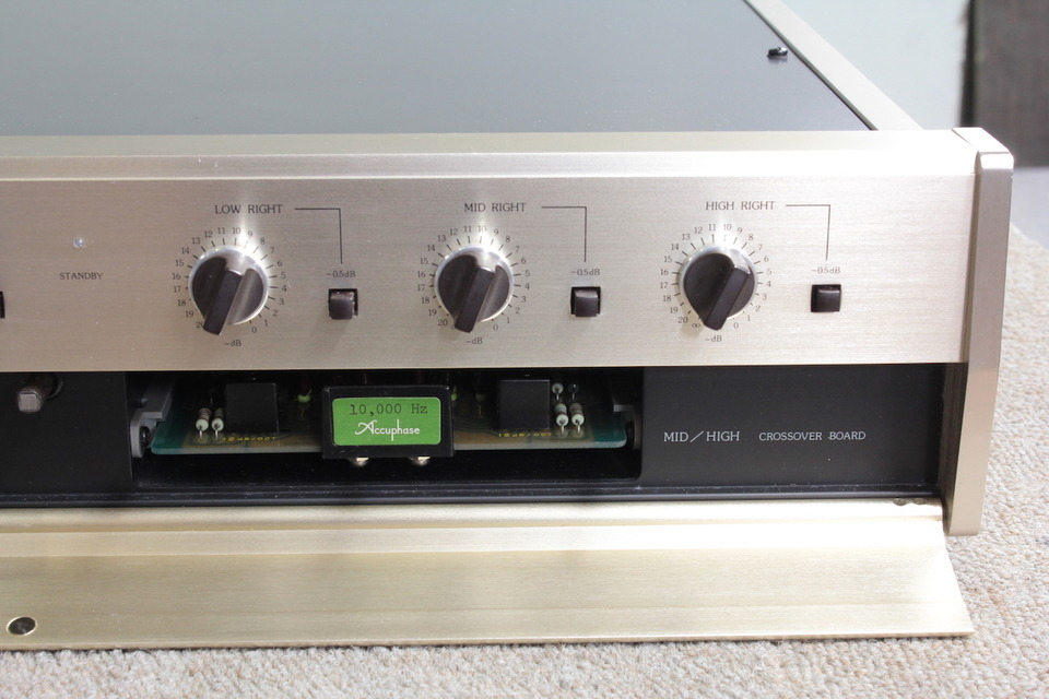 F-15 Accuphase アキュフェーズ チャンネルデバイダー 画像h