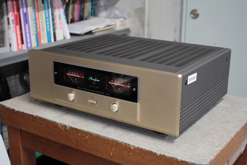 A-20V Accuphase アキュフェーズ パワーアンプ(トランジスター) 画像b