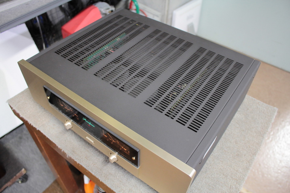 A-20V Accuphase アキュフェーズ パワーアンプ(トランジスター) 画像c