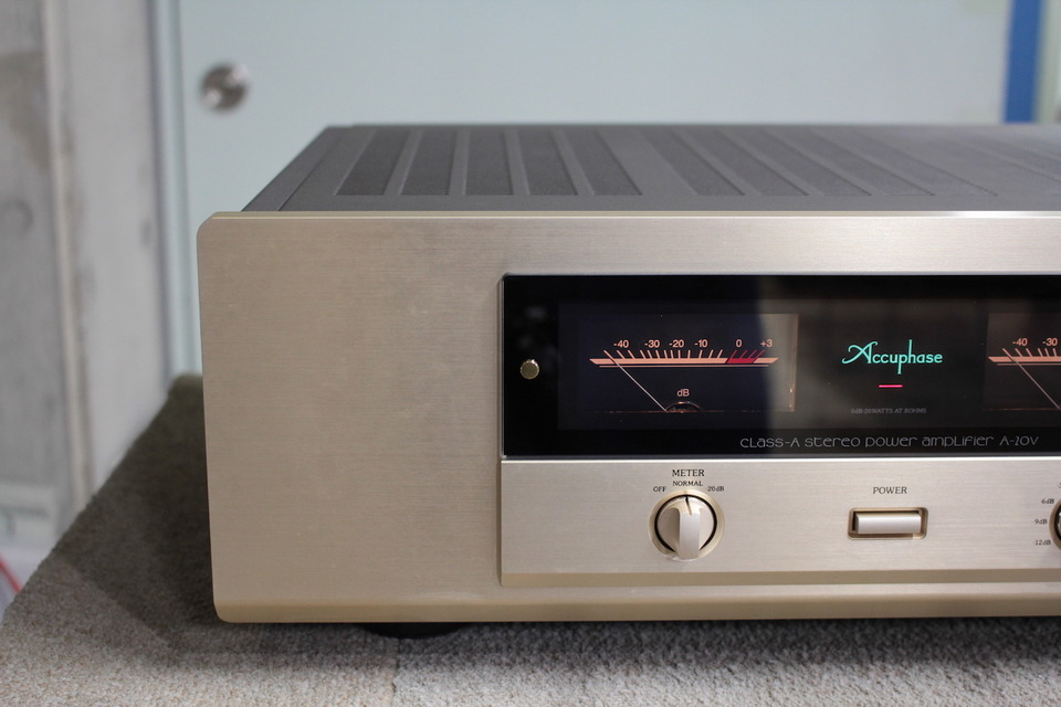 A-20V Accuphase アキュフェーズ パワーアンプ(トランジスター) 画像e