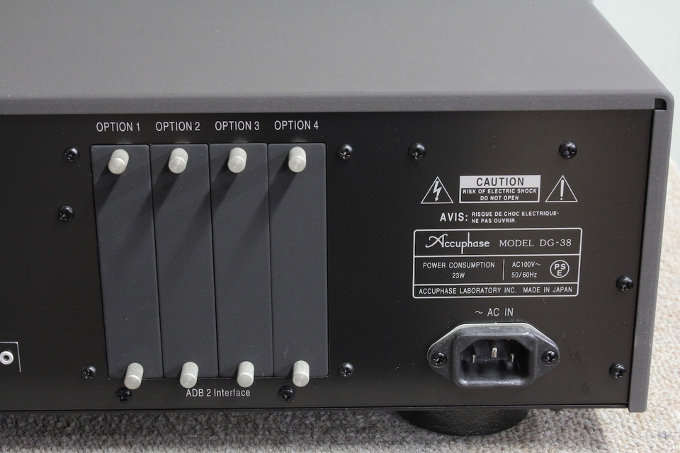 DG-38 Accuphase アキュフェーズ その他オーディオ機器 画像i