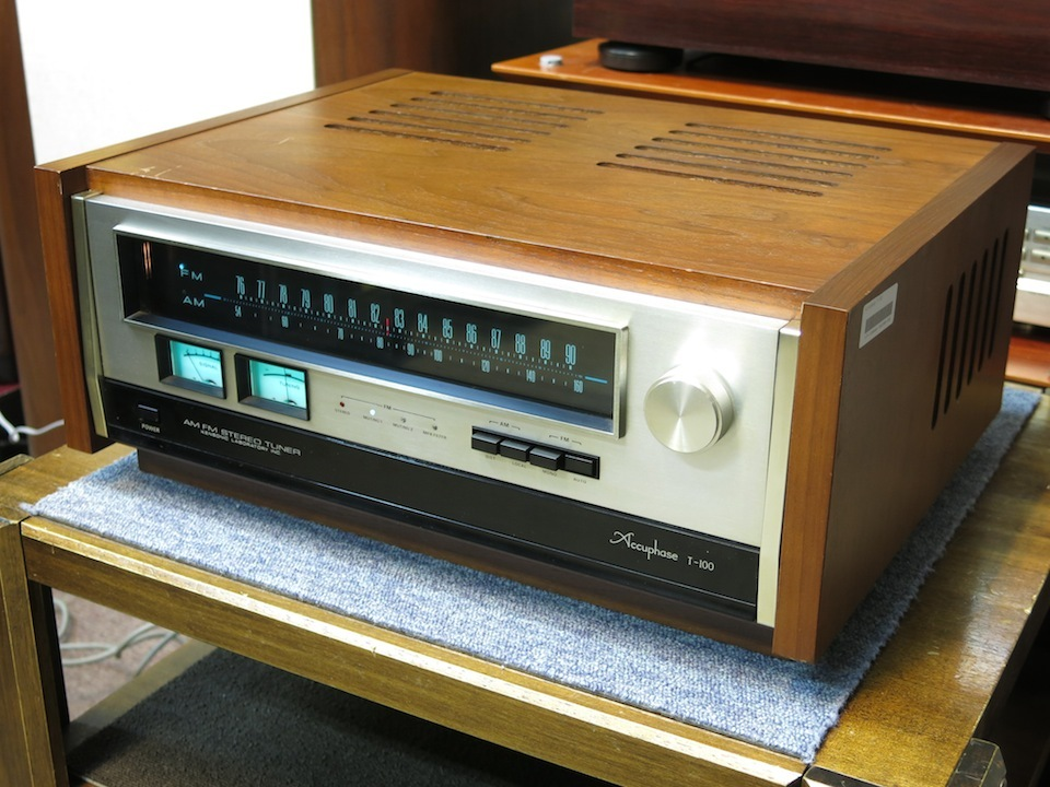 T-100 Accuphase アキュフェーズ チューナー 画像c