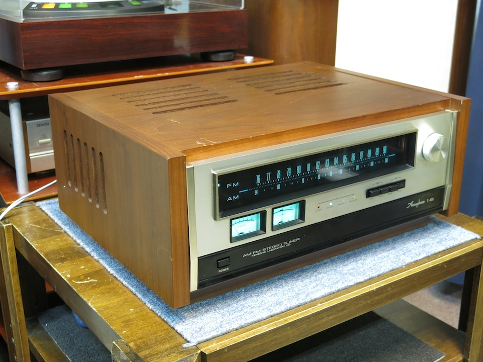 T-100 Accuphase アキュフェーズ チューナー 画像d