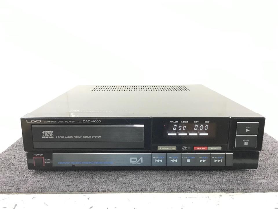 DAD-4000 Lo-D 画像