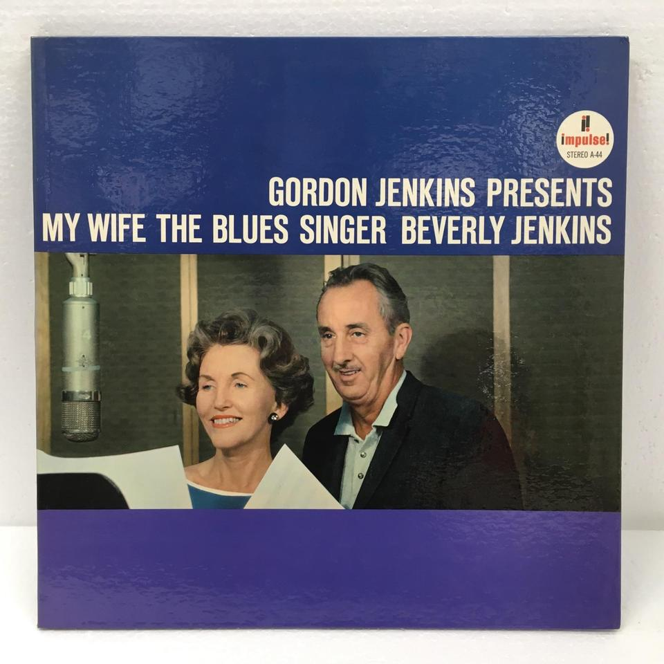 MY WIFE THE BLUES SINGER BEVERLY JENKINS BEVERLY JENKINS 画像