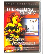 ROCK MILESTONES THE ROLING STONES' GET YER YA-YA'S OUT