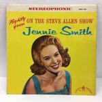 NIGHTLY YOURS ON THE STEVE ALLEN SHOW/JENNIE SMITH
