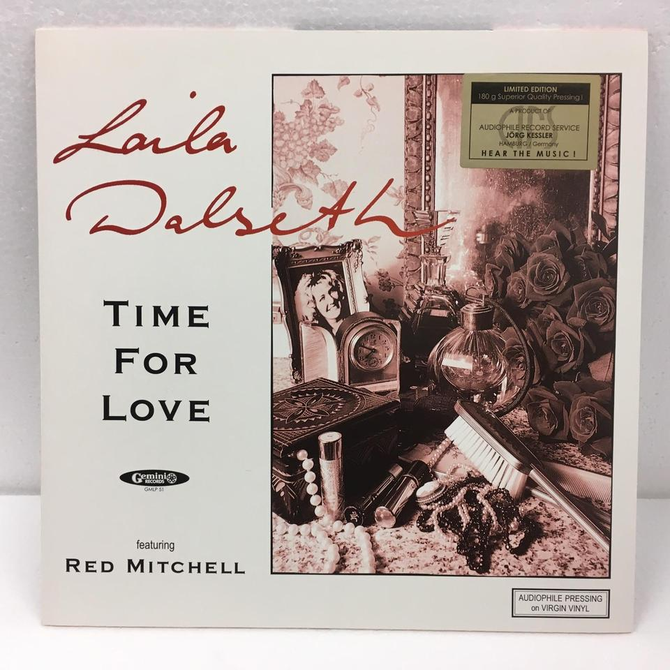 TIME FOR LOVE/LAILA DALSETH  image_a