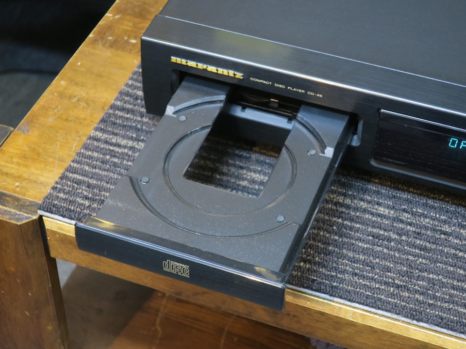 CD-46 marantz 画像