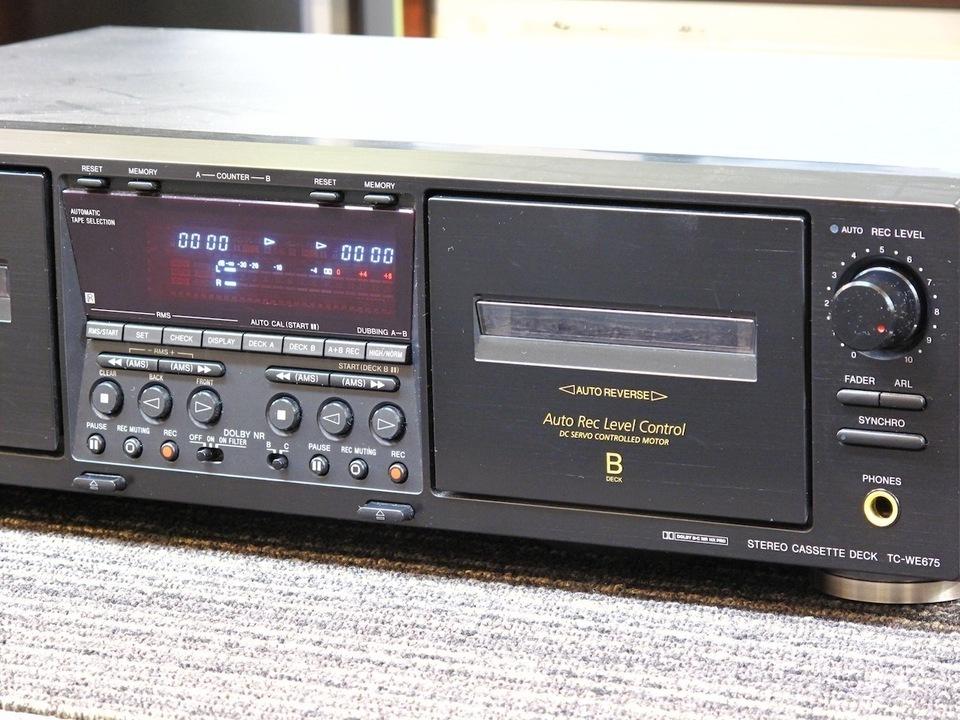 TC-WE675 SONY 画像